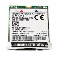 Lenovo ThinkPad EM7345 4G LTE WWAN