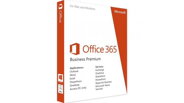 Microsoft Office 365 Bus Prem Retail Polish