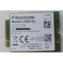 Lenovo Modem ThinkPad Fibocom L850-GL