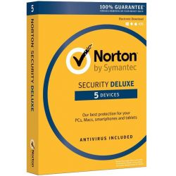 Symantec Norton Security Deluxe 3.0 PL 1 USER 5 DEVICE 12M